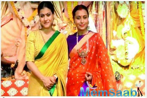 Following the incident, there were reports that first cousins Kajol and Rani were also not on talking terms due to their marriages with Devgn and Aditya Chopra respectively.
