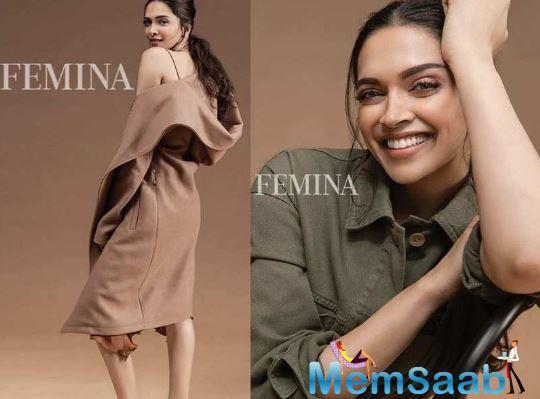 Deepika Padukone is one of the most beautiful actresses of Bollywood.