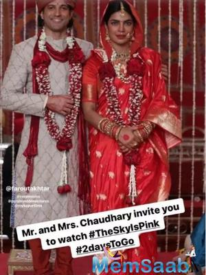 Priyanka Chopra turns into an Indian bride in this unseen picture from 'The Sky Is Pink'