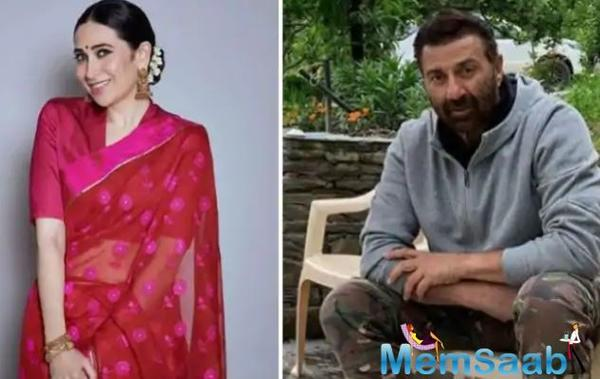 Sunny Deol and Karisma Kapoor acquitted in chain pulling case