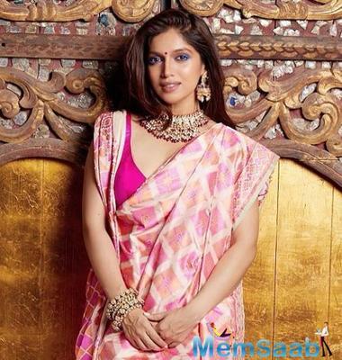 Bhumi Pednekar on Saand Ki Aankh: Mom was my secret weapon for the role
