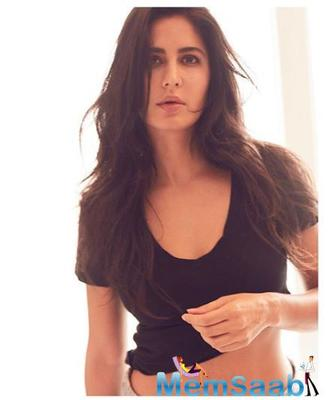 Katrina Kaif had received a round of applause from the audiences for her brilliant performance in the film 'Bharat' which was released recently.