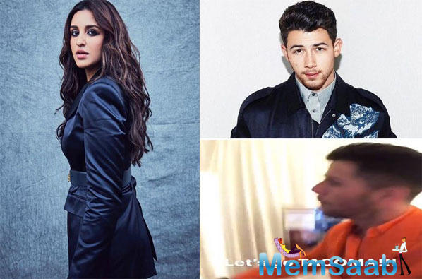 Nick Jonas dancing to Bollywood tunes is winning the hearts on internet