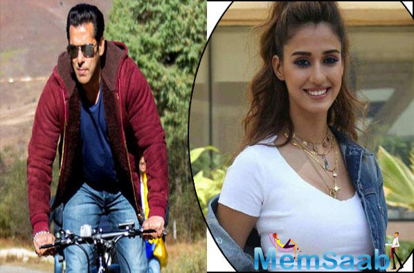Exclusive! Disha Patani to star opposite Salman Khan in his upcoming Eid release 'Radhe: India's Most Wanted Cop'?