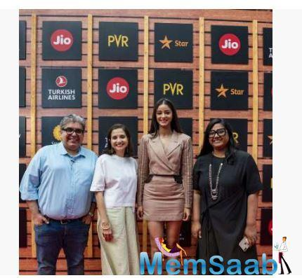 The one interaction that was the most intriguing one was the one featuring the newest breed of actors that included Janhvi Kapoor, Ananya Panday, Mrunal Thakur, Radhika Madan, and Avinash Tiwary.