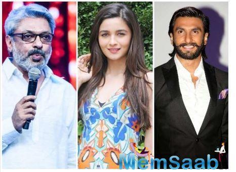 Ranveer Singh to do a cameo in Sanjay Leela Bhansali's movie starring Alia Bhatt? Details inside