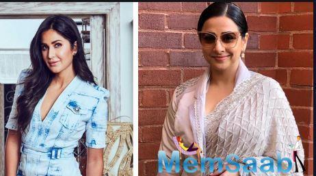 Vidya Balan and Katrina Kaif in talks to team up for Aanand L Rai's action-comedy?