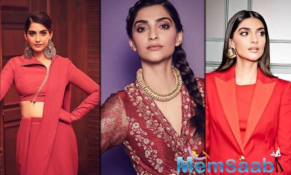 What does Sonam Kapoor Ahuja have to say about The Zoya Factor Failure?
