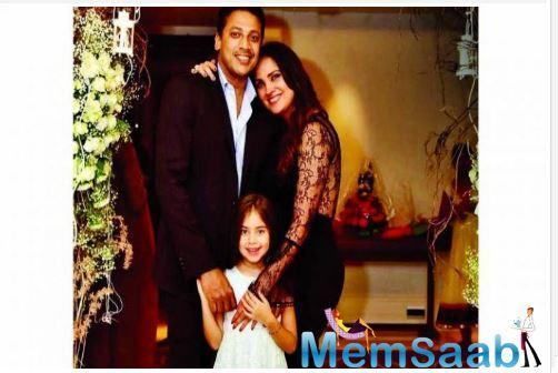 Mahesh and I are hands-on parents: Lara Dutta Bhupathi