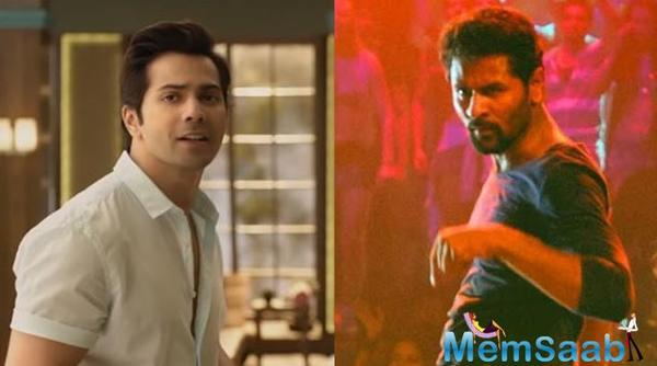 Prabhudeva may direct Varun Dhawan in his next film after Radhe