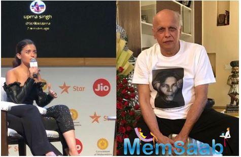 MAMI 2019: Alia Bhatt recently broke down on Sadak 2 sets, reason - her father