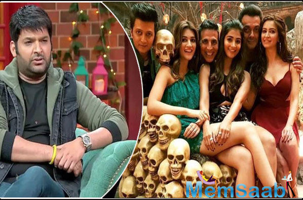 The Kapil Sharma Show: Kapil Sharma changes rules for Akshay Kumar's Housefull 4 promotions