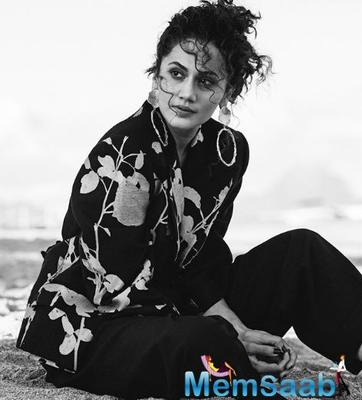 Taapsee Pannu on Thappad: Gritty but a colourful film
