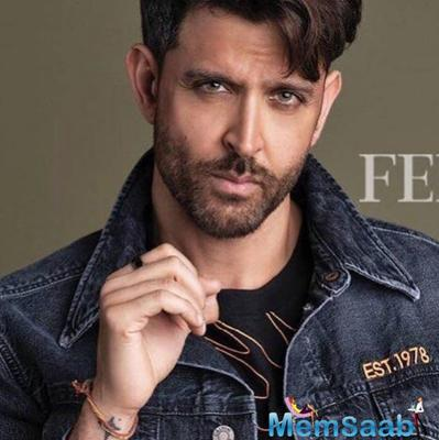 No scope for insecurity: Hrithik Roshan