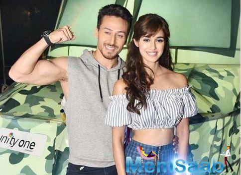 Tiger Shroff trains Disha Patani for a special song in Salman Khan's 'Radhe'?