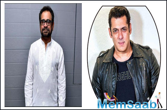 Anees Bazmee reveals Salman Khan and I will work together again, very soon