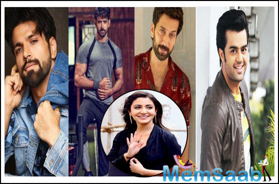 However, a report now states Khan has signed three actors for the role of Roshan's brothers. The names are in order- Maniesh Paul, Nakuul Mehta, and Rithvik Dhanjani.