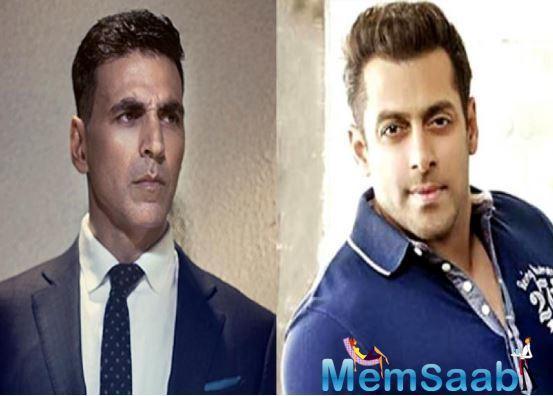 Sajid Nadiadwala: Nothing bigger than Salman Khan and Akshay Kumar coming together