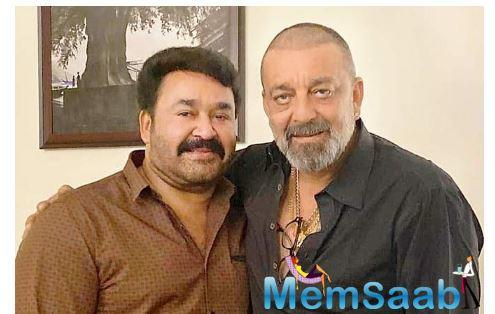 Is Sanjay Dutt doing another south film?
