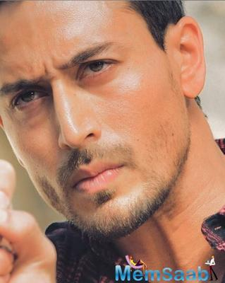 April 2020 housewarming for Tiger Shroff and family