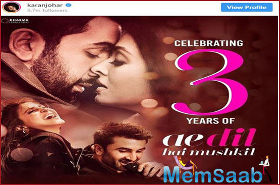 Karan Johar's romantic drama 'Ae Dil Hai Mushkil' undoubtedly brought a smile on our faces but also moved us to tears with its soul-stirring story line.