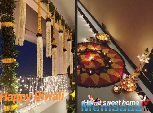 Anushka Sharma shares inside pics of her Diwali Pooja with Virat Kohli