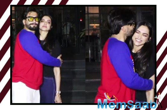 Well, for a very good reason of course. Deepika Padukone and Ranveer Singh have erratic work schedules and the two often spend days apart from each other.
