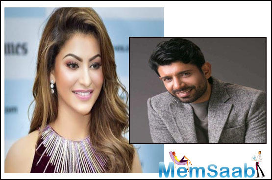 Urvashi Rautela is famous for her sensational screen presence and glamorous looks while actor Viineet Kumar Singh is known for realistic portrayals in films such as
