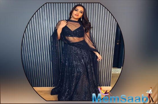 After making her big Bollywood debut with Salman Khan starrer 'Dabangg', there has been no looking back for Sonakshi Sinha. Today, the star kid has successfully made her space in the industry.
