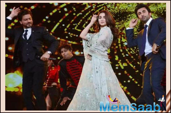 Shah Rukh Khan joins Ranbir Kapoor and Alia Bhatt in 'Brahmastra'