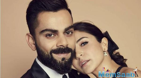Anushka Sharma shares lovely pictures with hubby Virat Kohli; check out
