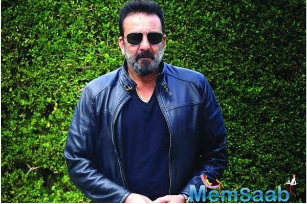 Sanjay Dutt on the rise