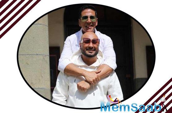 Akshay Kumar collaborates with Punjabi singer B Praak for his first-ever music video