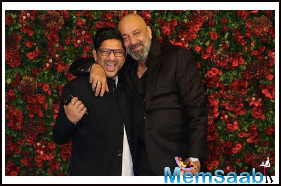 Munna Bhai Sanjay Dutt and circuit Arshad Warsi to reunite for a film