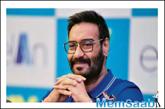 Devgn and Priti Sinha have acquired the rights of the journey of the seven brothers and would be producing the project together.