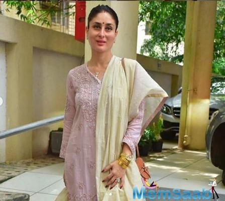 Kareena Kapoor Khan, who is known to be a workaholic with impeccable work ethics, is kickstarting the new decade with back to back work commitments.