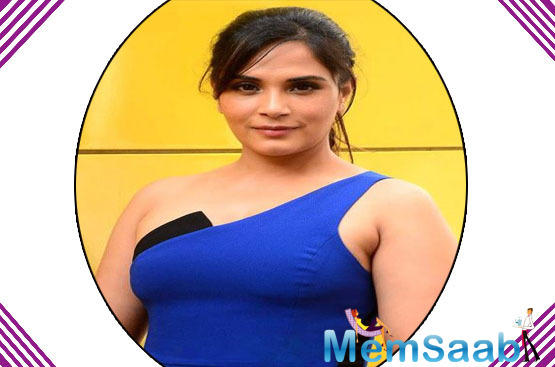 Politicians are giving such competition to stand-up comics: Richa Chadha