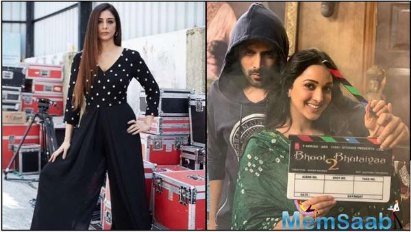 Tabu joins Kartik Aaryan and Kiara Advani in 'Bhool Bhulaiyaa 2'