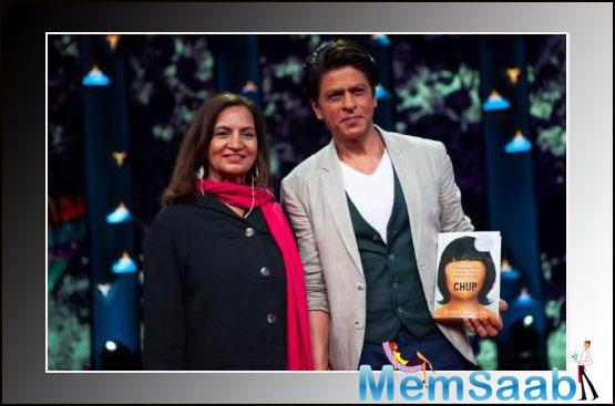 SRK: I keep telling Suhana, if you don't smile, I will not be happy
