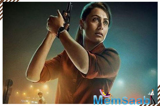 Five years after her tough-as-nails cop act, Rani Mukerji has slipped into the role of Shivani Shivaji Roy again for Mardaani 2.