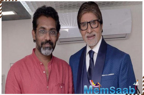Hyderabad-based filmmaker Nandi Chinni Kumar has dashed off a legal notice to the makers of the Amitabh Bachchan-starrer Jhund over alleged copyright infringement.