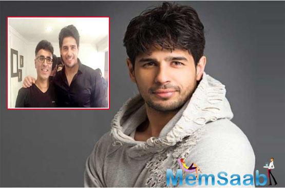 Sidharth Malhotra: Batra family asked me to play their son for Vikram Batra biopic
