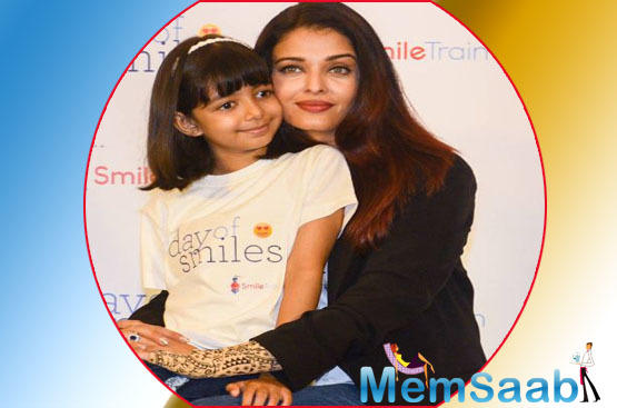 THIS candid picture of Aishwarya Rai Bachchan and daughter Aaradhya is the best thing on the Internet today!