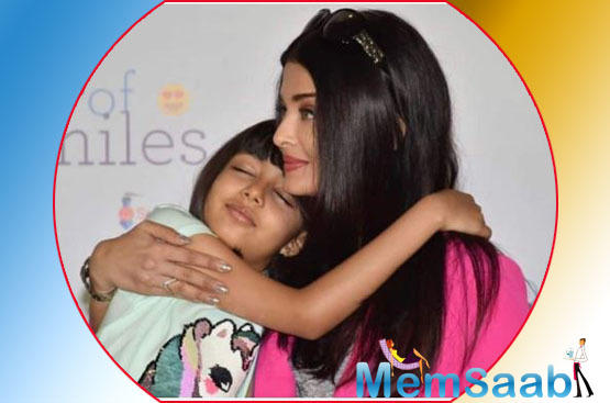 Recently, Aishwarya Rai Bachchan paid a visit to an NGO with her mother Vrinda Rai and daughter Aaradhay Bachchan.
