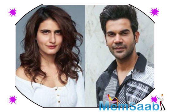Fatima Sana Shaikh: Rajkummar Rao such a giving co-actor