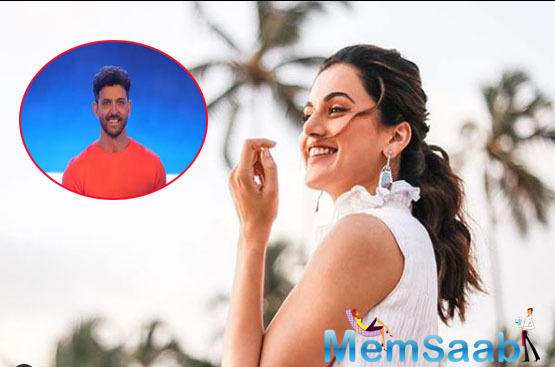 Taapsee Pannu wants to star in THIS Hrithik Roshan starrer