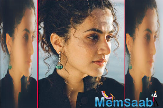 Taapsee Pannu has slowly but gradually made her way up the success ladder in Bollywood.