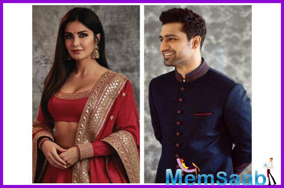 Vicky Kaushal and Katrina Kaif, who have long been rumoured to be in a hush-hush relationship, might just be ready to be a little more open about their status.