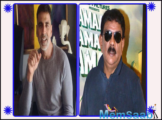 Doesn't it sound exciting? 'Hera Pheri' duo Akshay Kumar-Priyadarshan to join forces for a comedy film