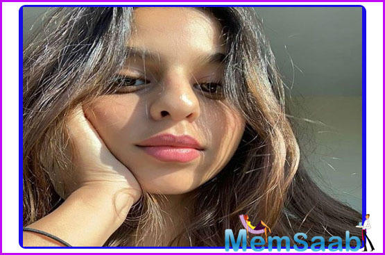 Shah Rukh Khan's daughter Suhana Khan looks every bit of a stunner in her latest photos